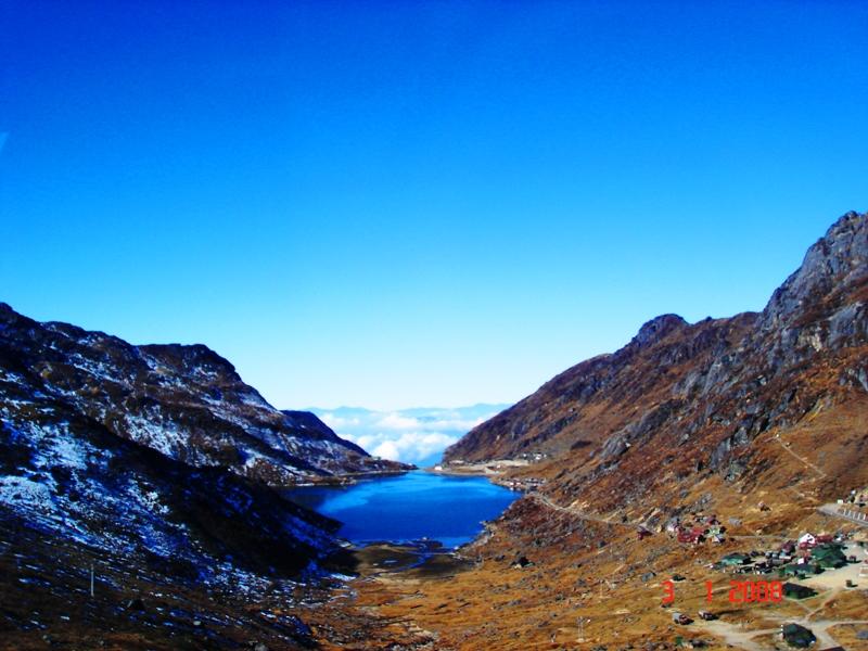 Tsomgo Lake/ Changu Lake