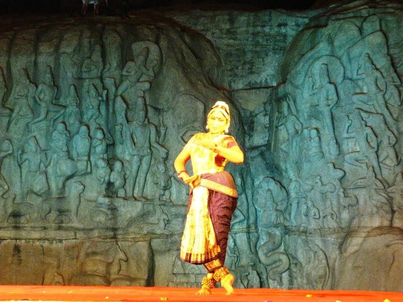 Mahabalipuram dance festival