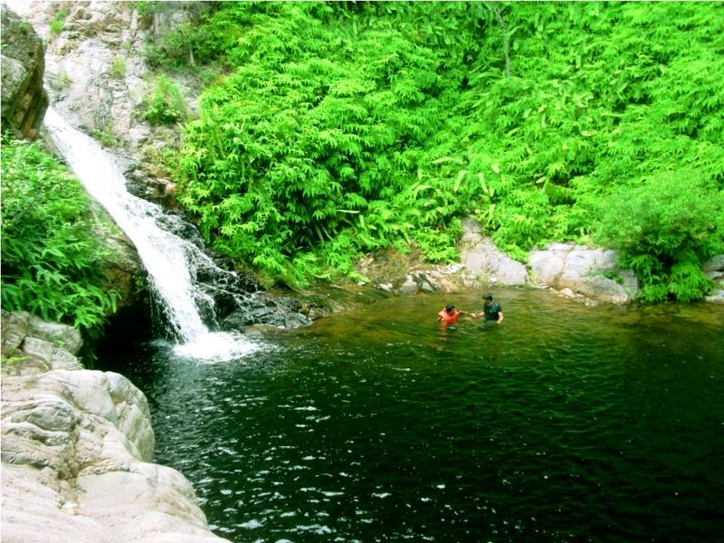 third pool, nagalapuram trek