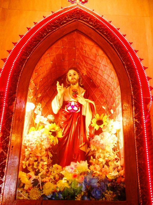 mary, santhome basilica, chennai