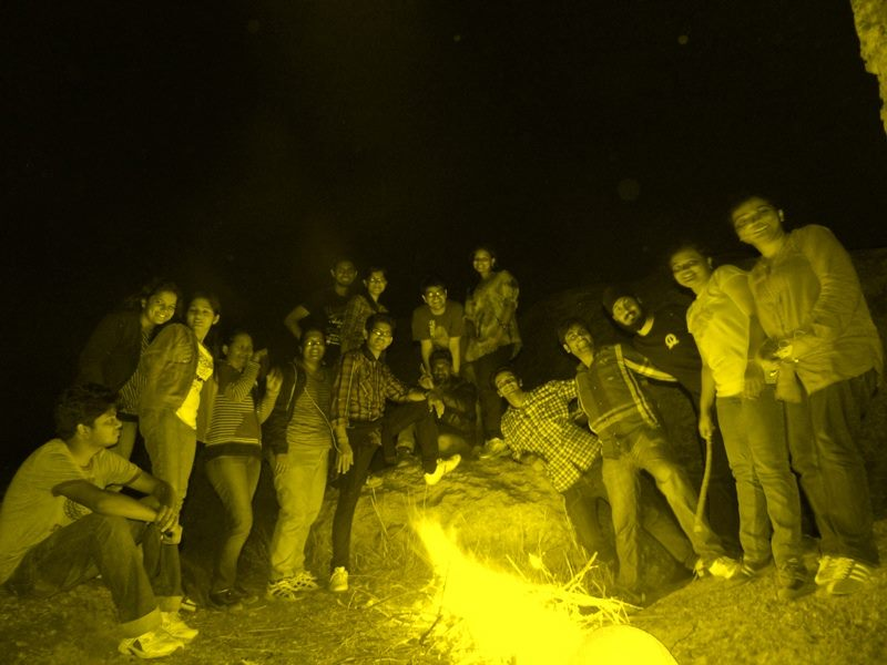 Campfire kunti betta trek