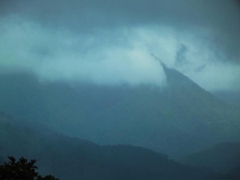 Foggy hill sakleshpur railway track trek