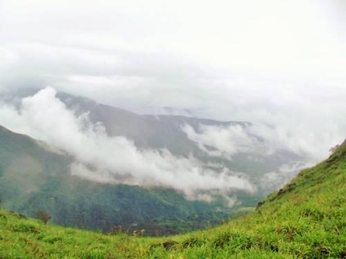 Kodachadri-clouds