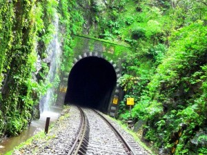 Railway tunnel, sakleshpur trek
