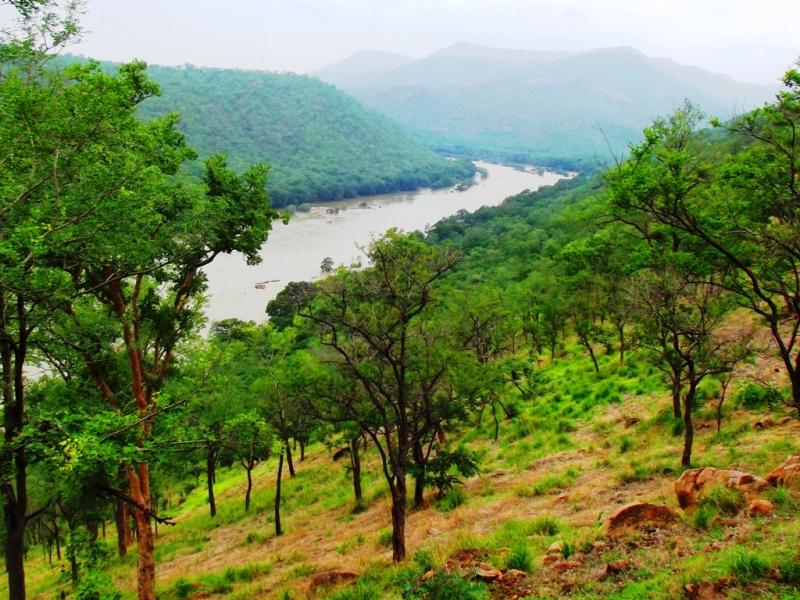 River Cauvery, Bheemeshwari