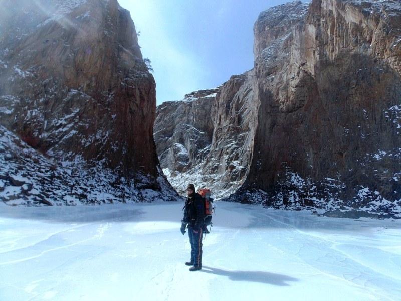 Chadar trek, Zanskar valley