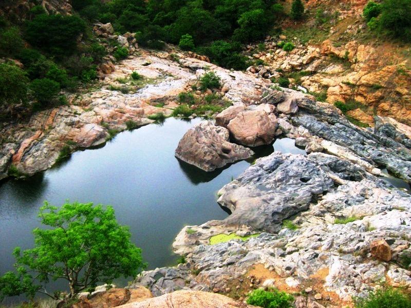Chunchi water falls