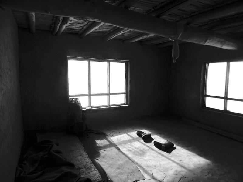 Got a room to sleep, Chadar trek, Zanskar valley