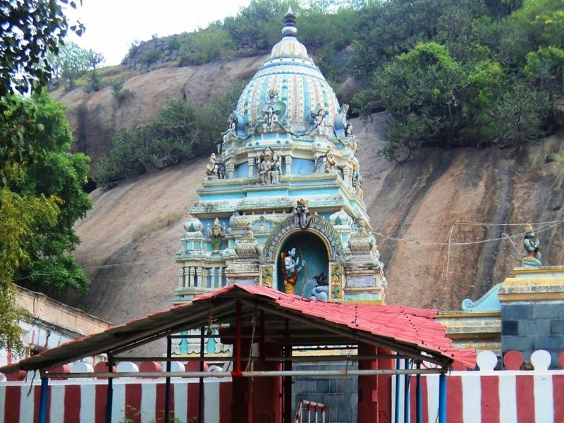 Ramadevara hill temple