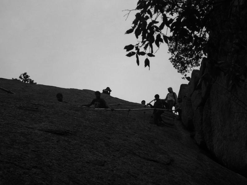 Ramadevara trek