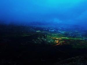 Sunrise, Nandi Hills