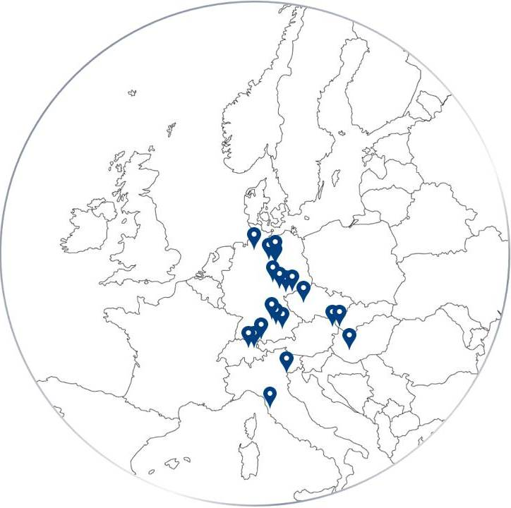 Places I have been to in Europe- About Me- Trekkerpedia