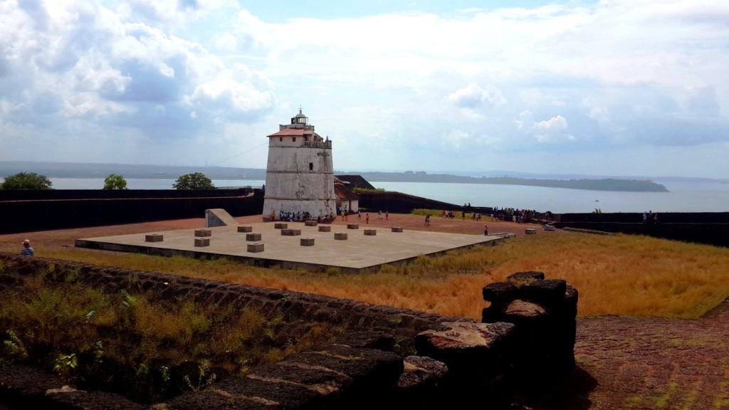 Fort Agunde in Goa