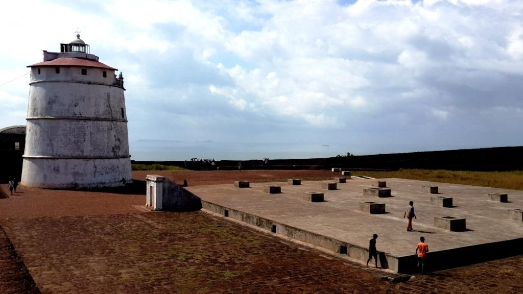 Fort agunde and jail underground