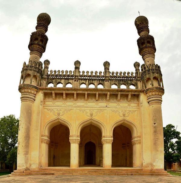 Jamia masjid, Gandikota