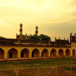 Jamia masjid front, Gandikota