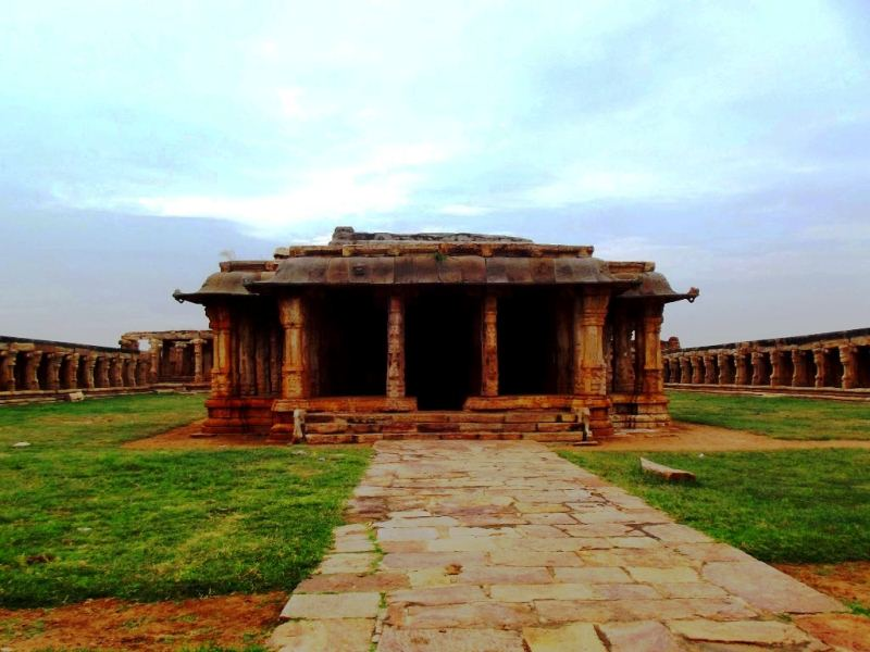 Raghunatha swamy temple, Gandikota