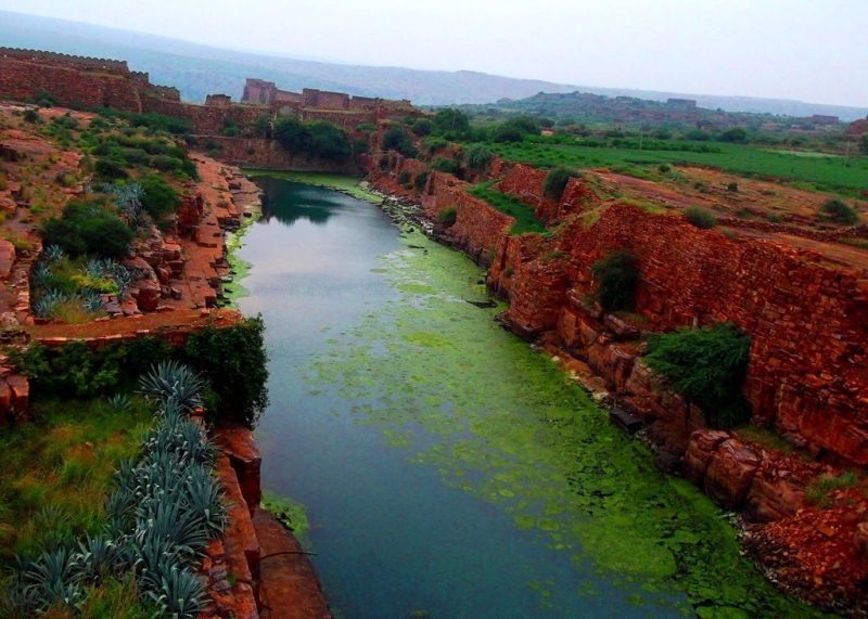 Royal tank, Gandikota