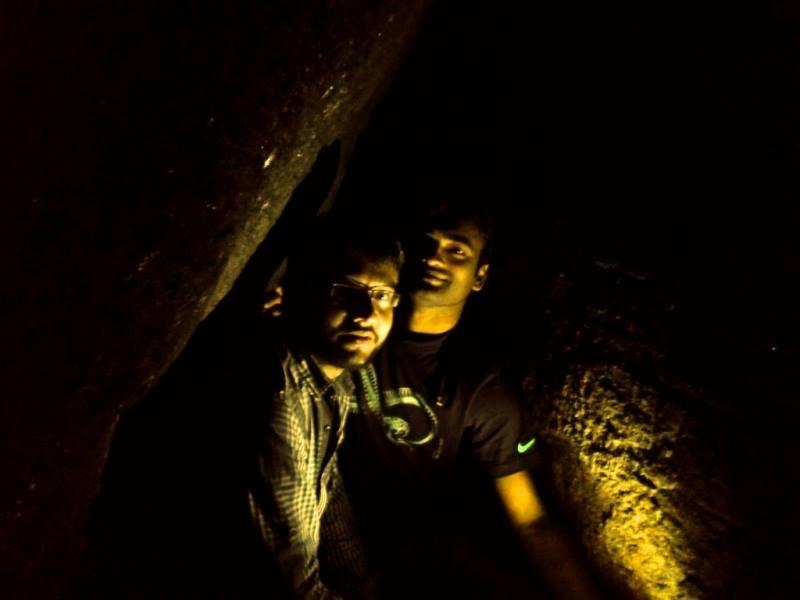 Sree pada theertham cave