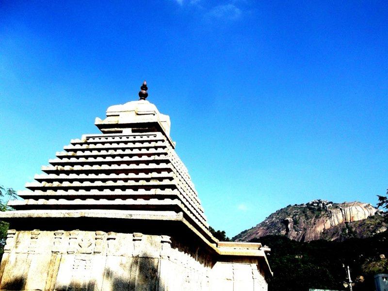 Sri Vidya Shankara temple, Durgadahalli, Namdachillume road