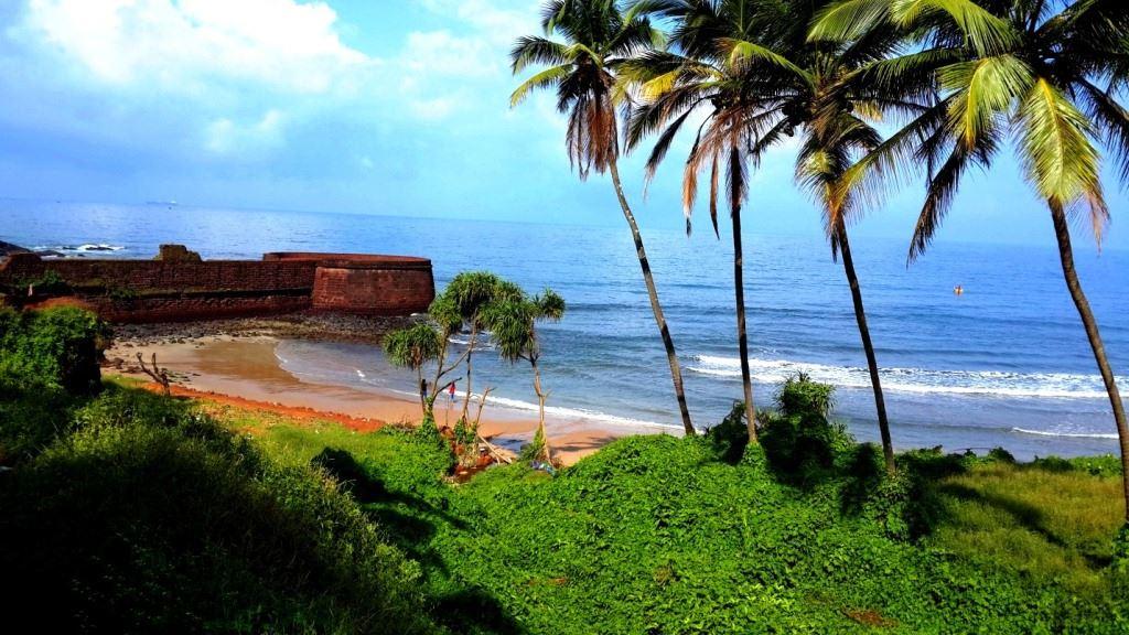Taj fort, Goa