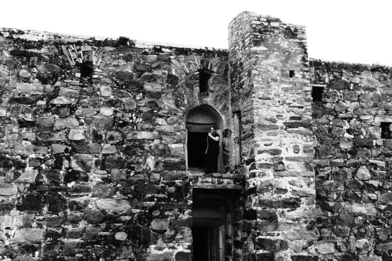 The granary, Gandikota