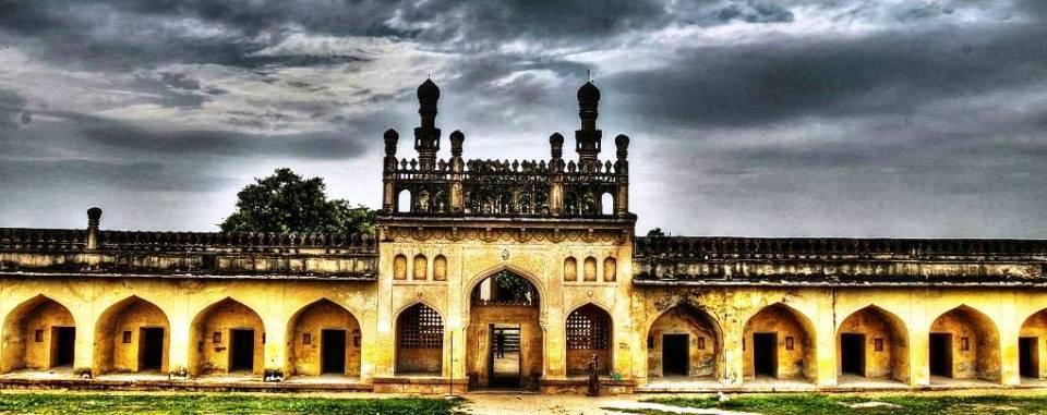 masjid, Gandikota fort