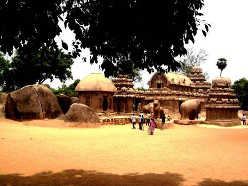 Mahabalipuram-Five-Rathas-along-ECR