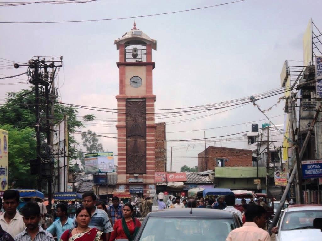 Tower chowk Deoghar