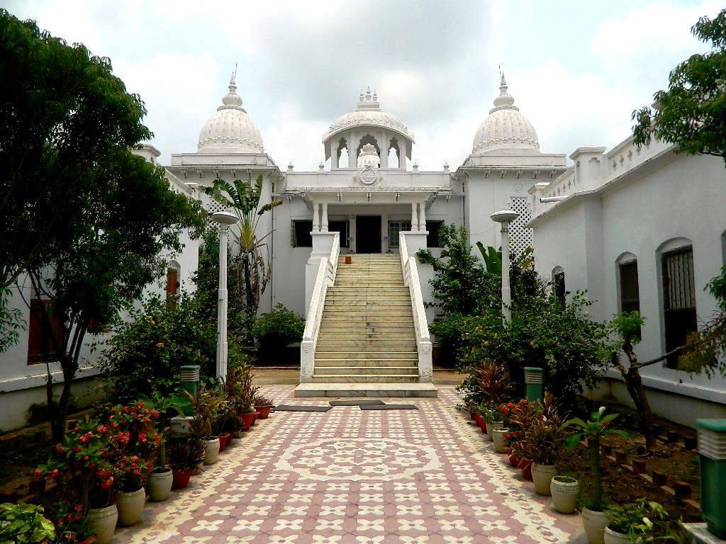 Universal temple, Ramkrishna mission vidyapith deoghar