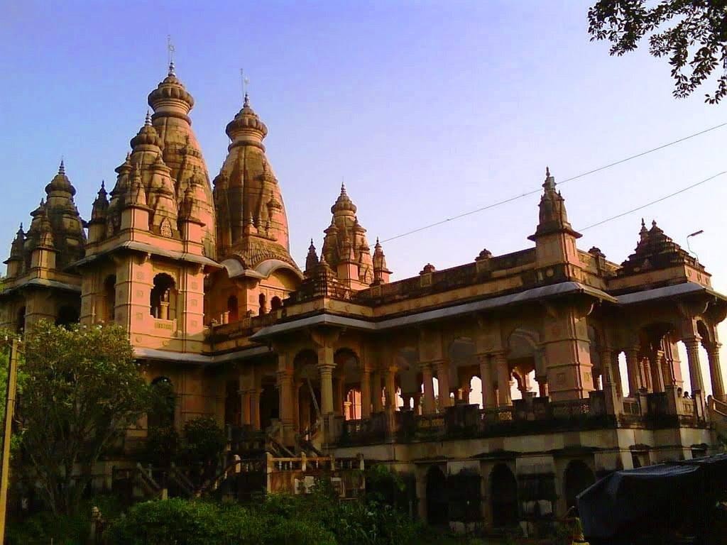 naulakaha temple, Deoghar