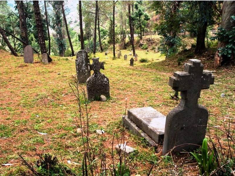 Dagshai cemetery