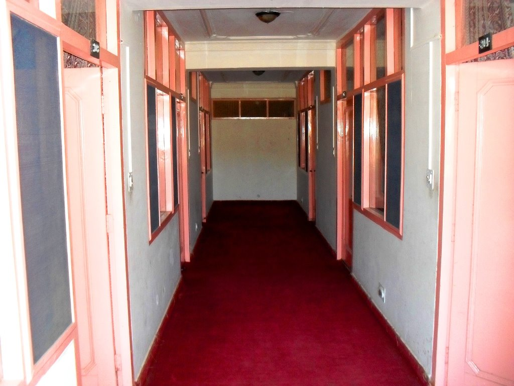 hotel gallery, dharampur