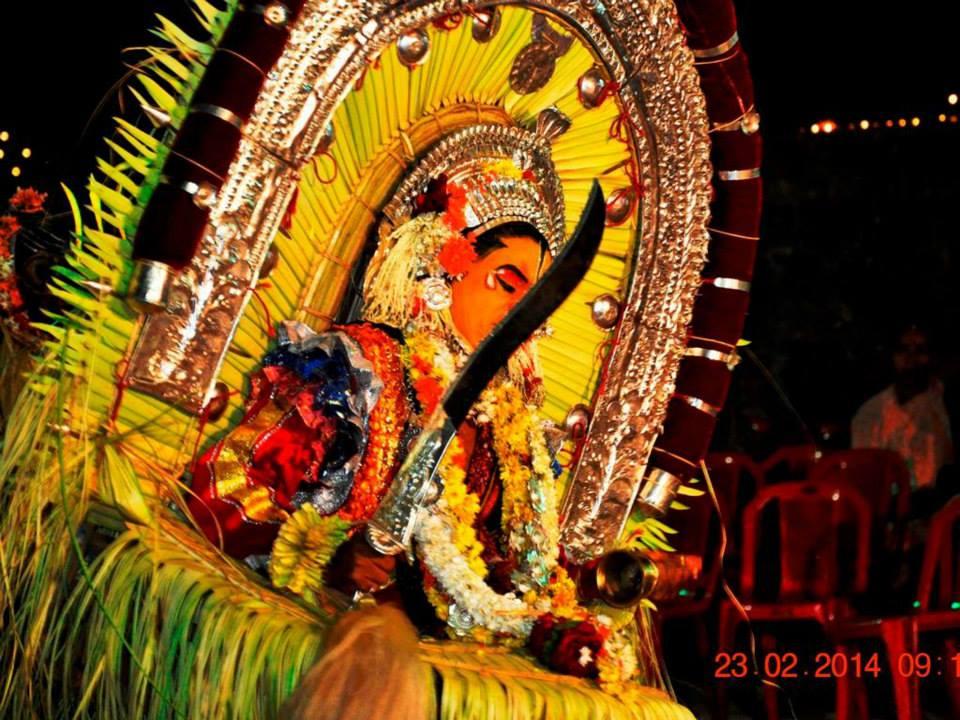 Bhootha kola, tulunadu, Mangalore, Karnataka (11)