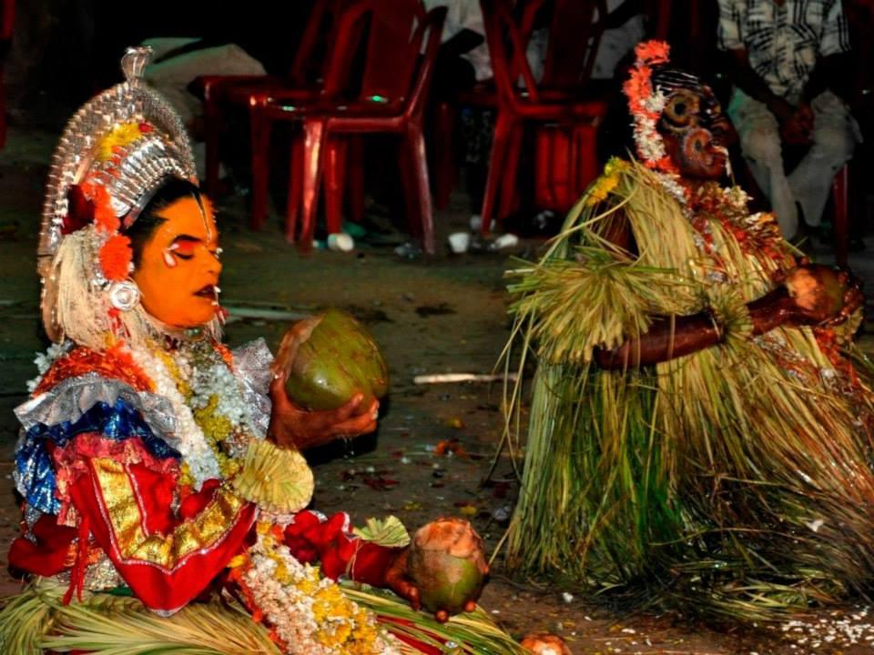 Bhootha kola, tulunadu, Mangalore, Karnataka (12)