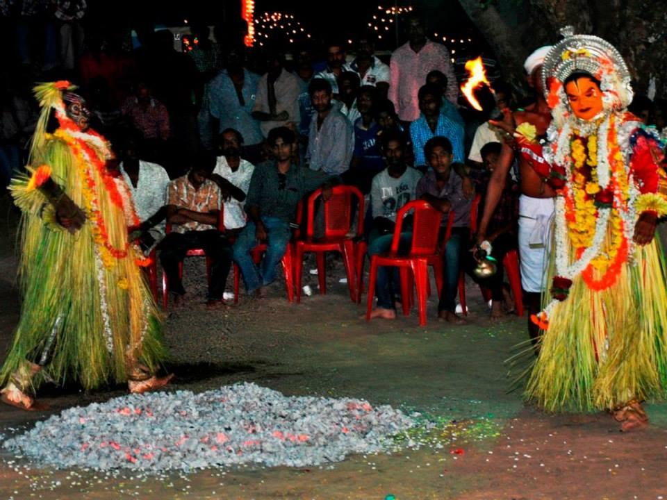 Bhootha kola, tulunadu, Mangalore, Karnataka (13)
