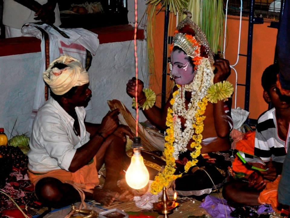 Bhootha kola, tulunadu, Mangalore, Karnataka (4)