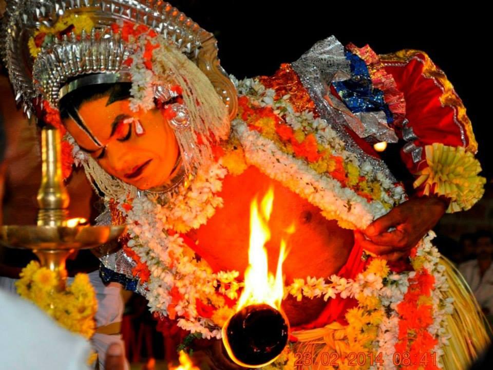Bhootha kola, tulunadu, Mangalore, Karnataka (5)