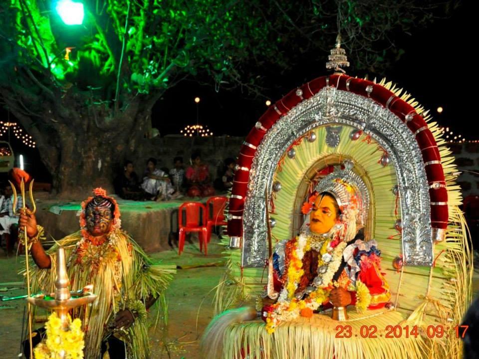 Bhootha kola, tulunadu, Mangalore, Karnataka (7)