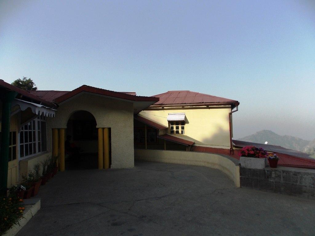 A school office in Mussoorie