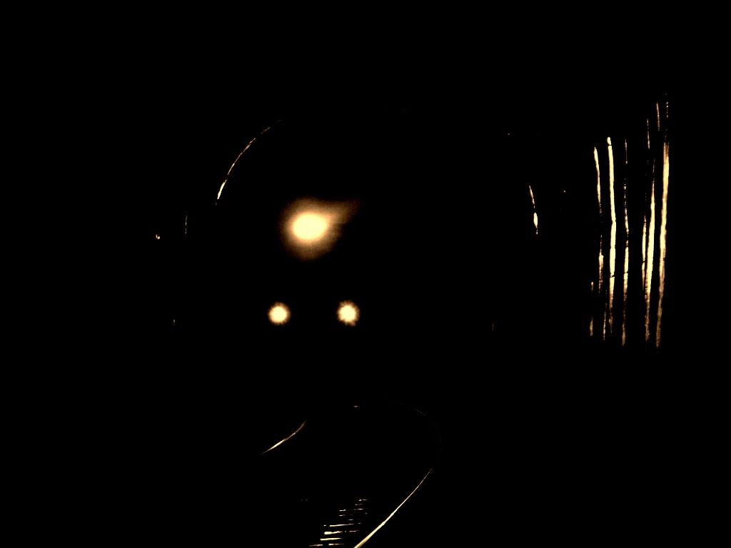 Encounter with a train inside the tunnel on Sakleshpur trek