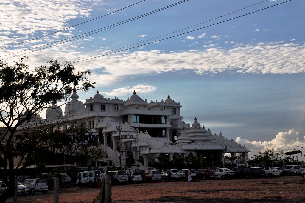 Isckon Temple Chennai
