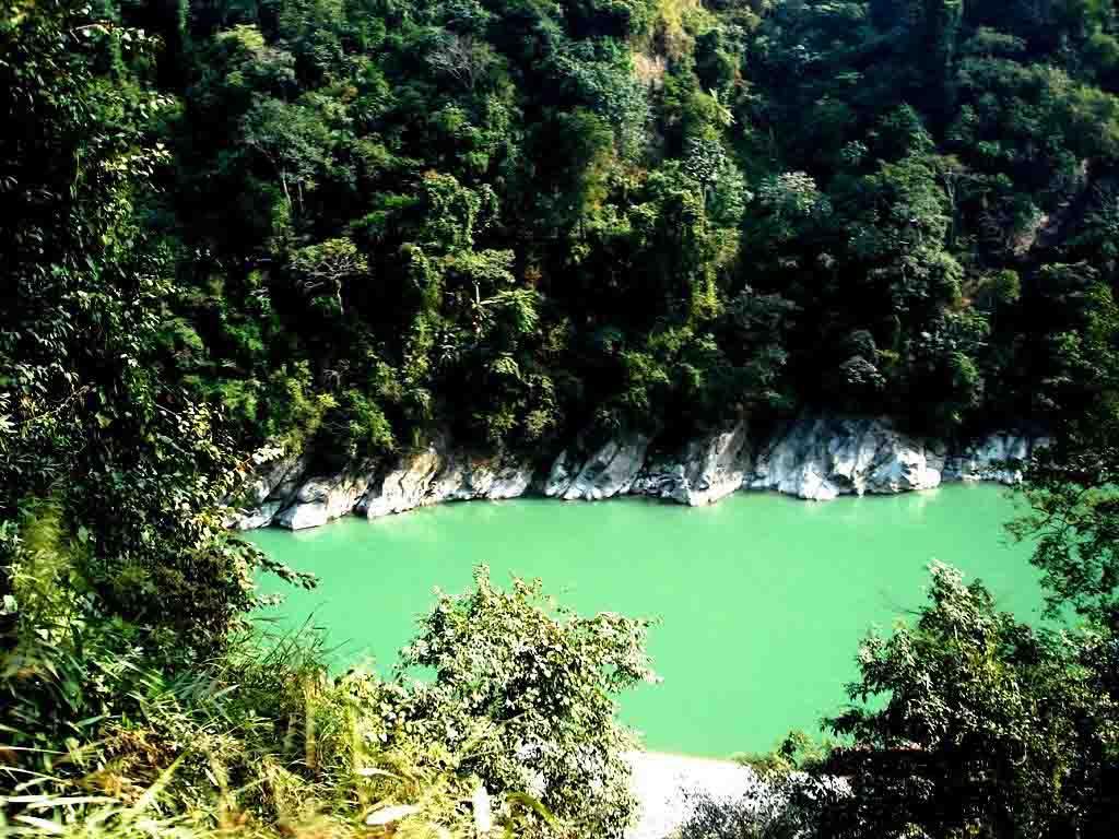 River Teesta in Sikkim