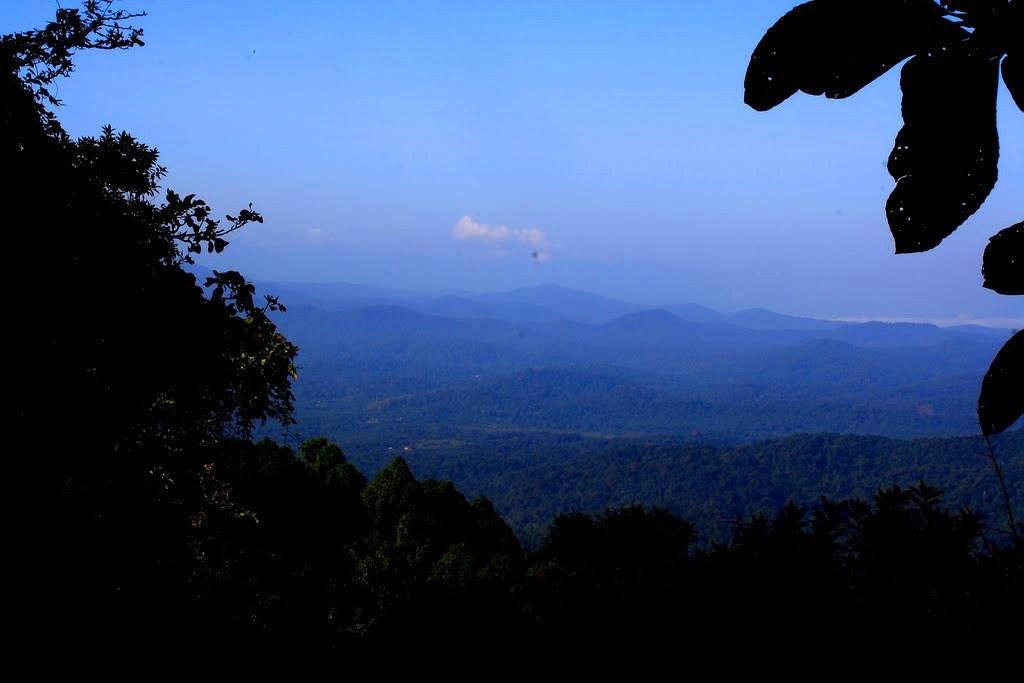 Western ghats Hills from Kumara parvatha trek