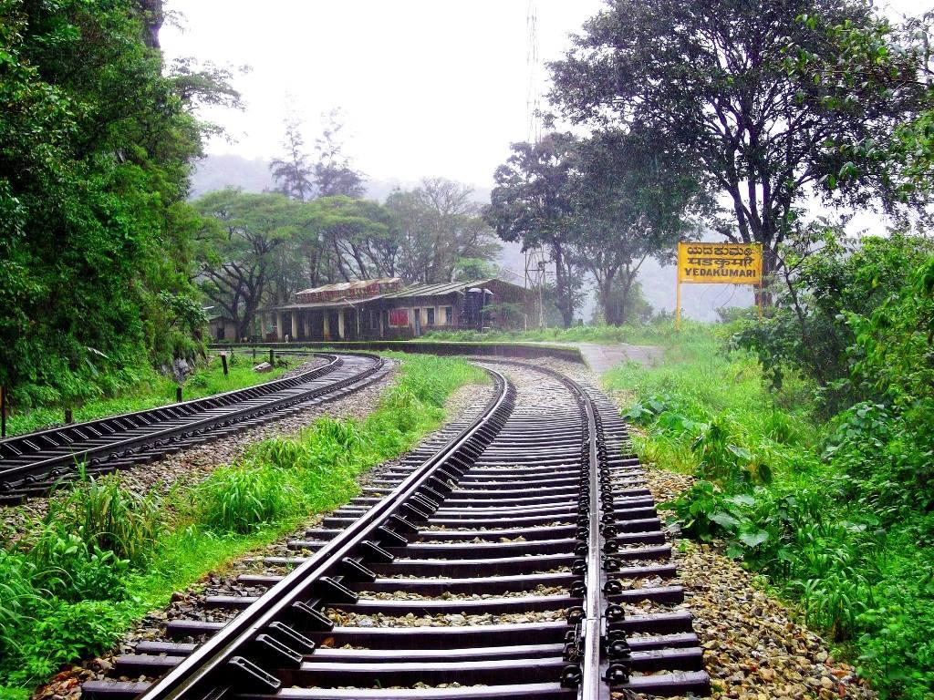 Yedeekumeri railway station