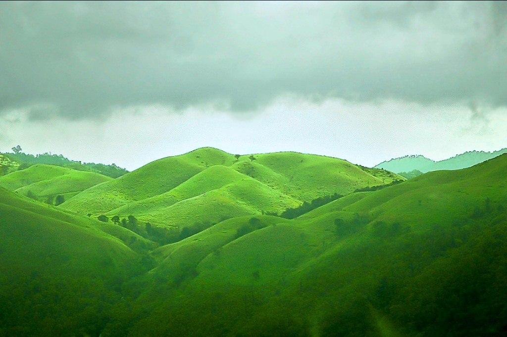 Landscape OG trek, karnataka
