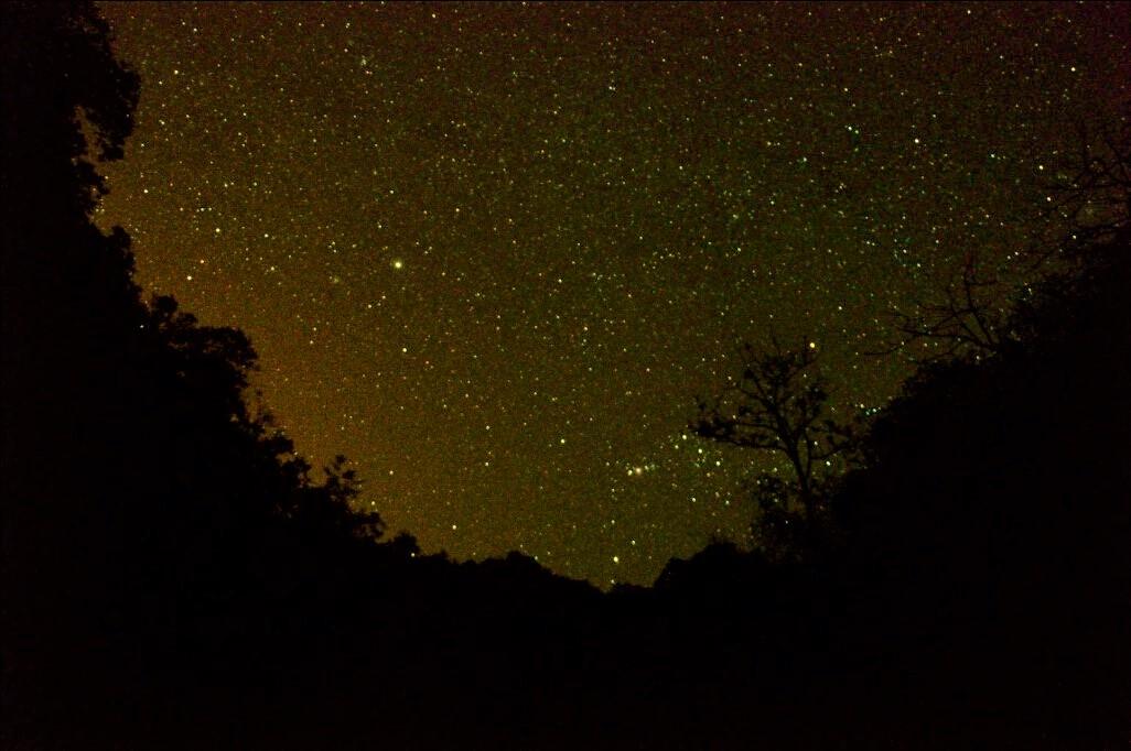 Night photography Nagala east