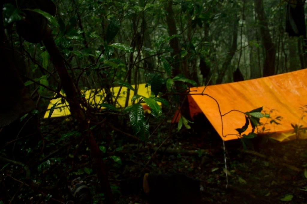 OG trek Ombattu Gudda trek camp