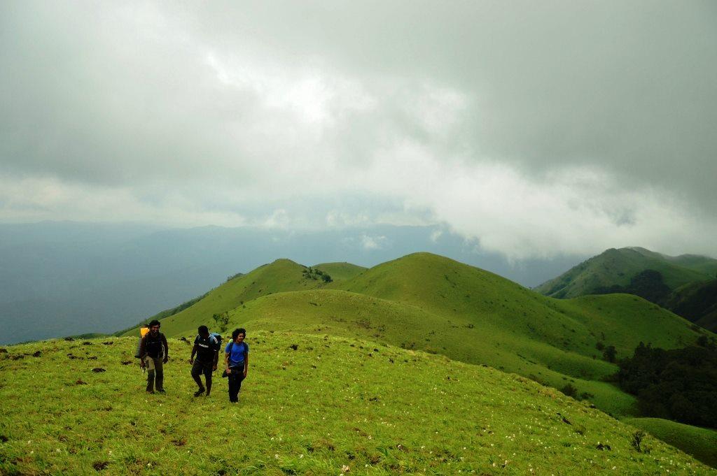 Om battu gudda hills