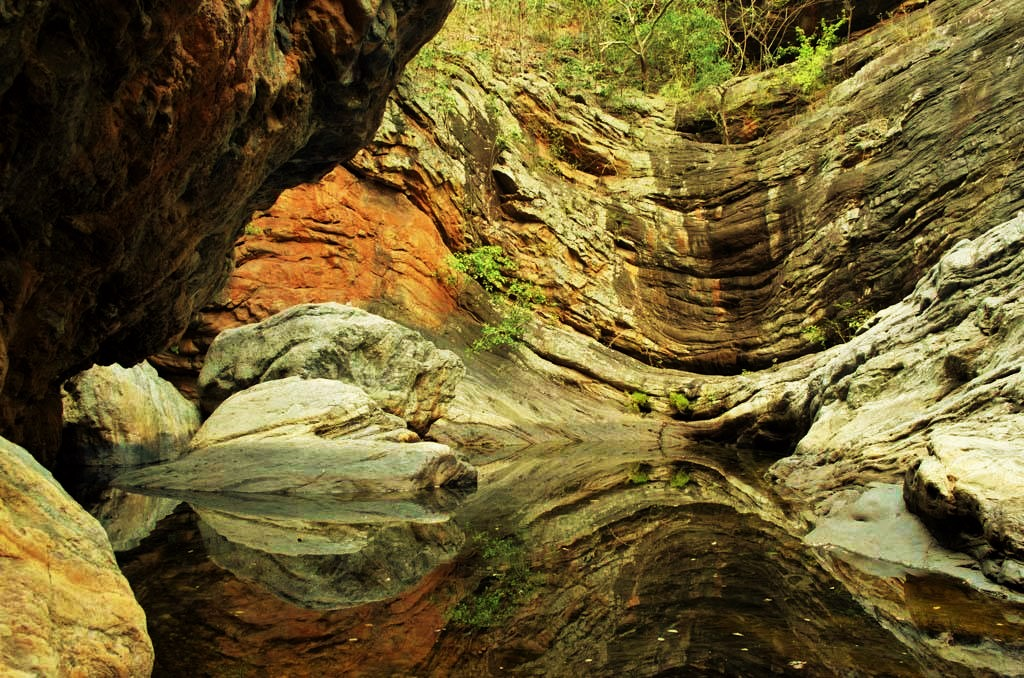 Rocks nagala east trek